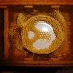 Bienen als Künstler