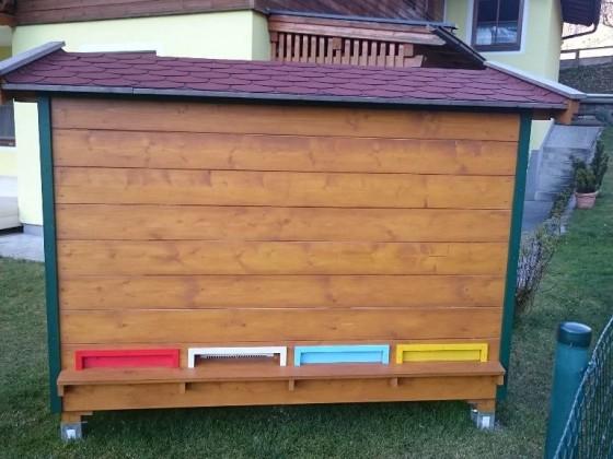 Mein Hausbienen - Stand