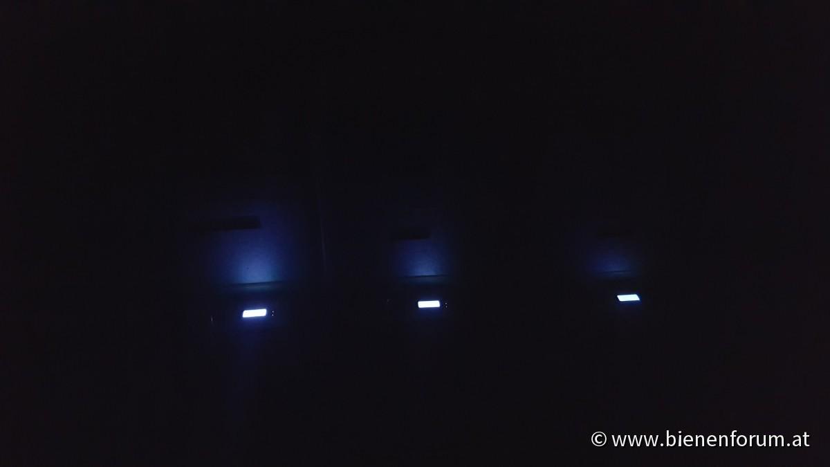 Behandlung bei Nacht