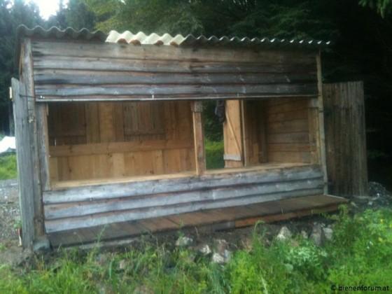 Die Bienenhütte