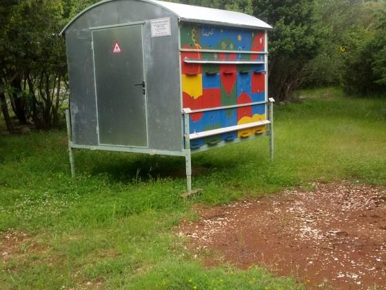 Bienenwagen aus Kroatien